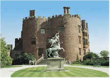 Powis Castle, , National Trust Wales
