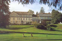 Lake Country Hotel, Llangammarch Wells, Mid Wales